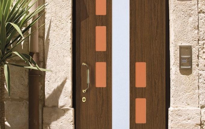 Porta Blindata Renolit modello moderno